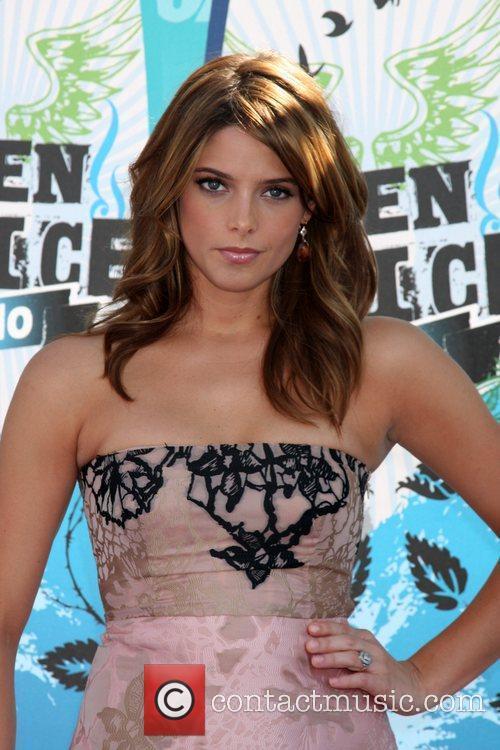 Ashley Green The 12th Annual Teen Choice Awards...