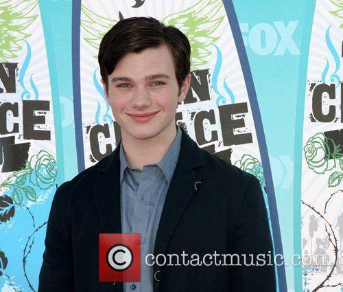 Chris Colfer and Teen Choice Awards