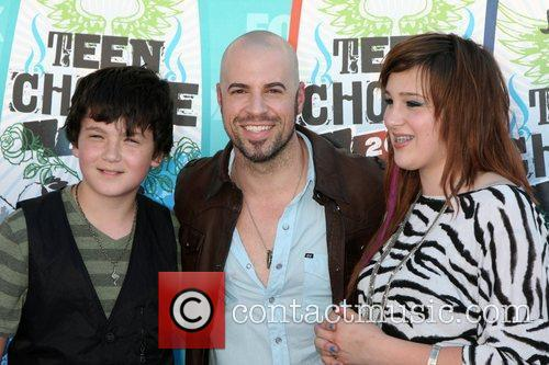 Chris Daughtry and Teen Choice Awards