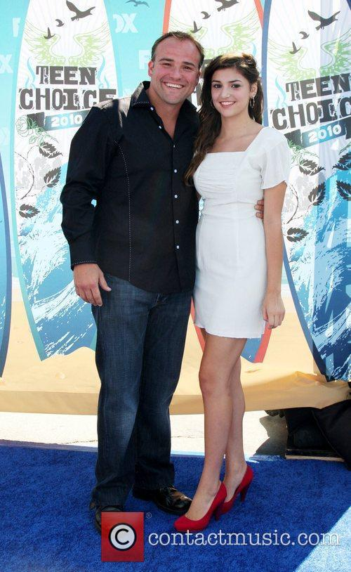 David DeLuise & Daughter The 12th Annual Teen...