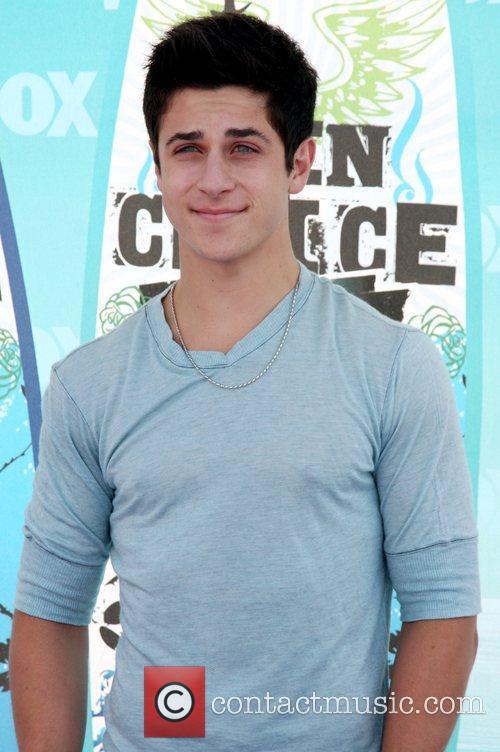 David Henrie The 12th Annual Teen Choice Awards...