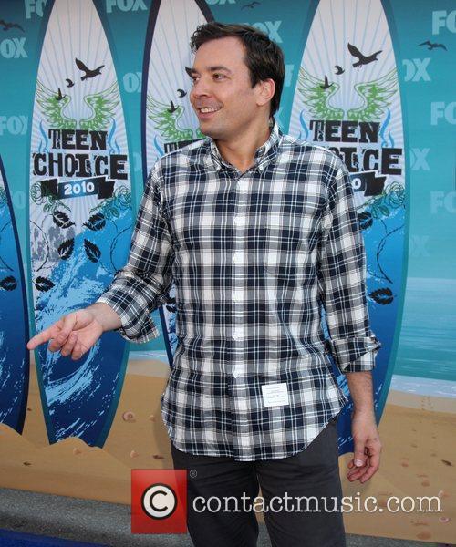 Jimmy Fallon and Teen Choice Awards