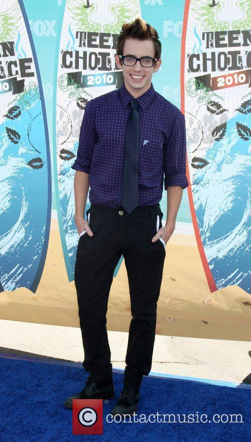 Kevin McHale The 12th Annual Teen Choice Awards...