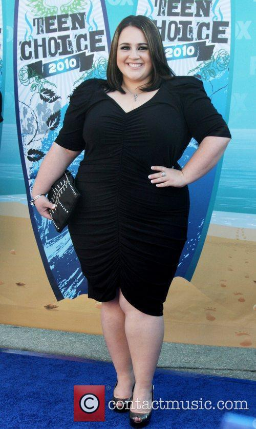 Nikki Blonsky and Teen Choice Awards