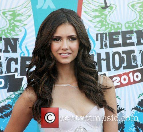 Nina Dobrev and Teen Choice Awards 1