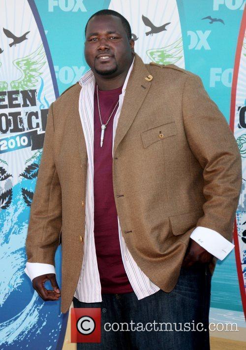Quinton Aaron The 12th Annual Teen Choice Awards...