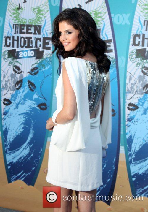 Selena Gomez and Teen Choice Awards 2