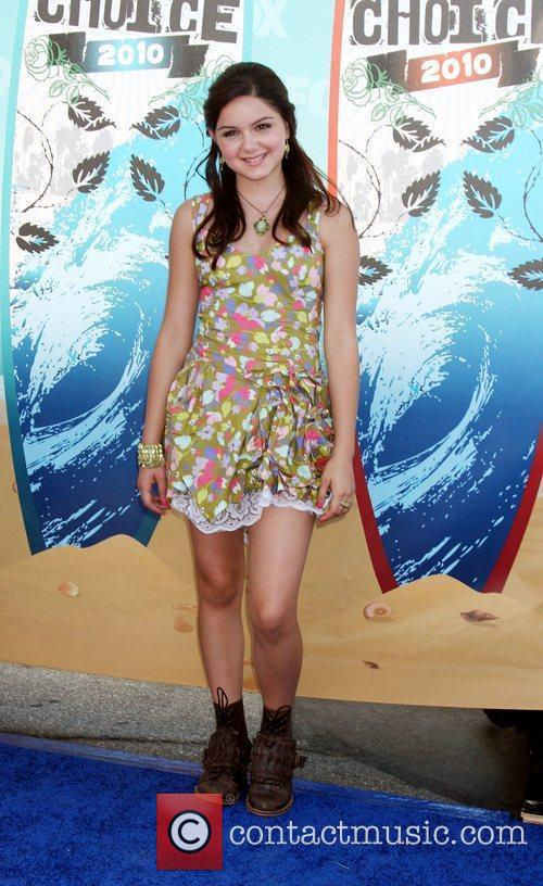 Ariel WInter The 12th Annual Teen Choice Awards...