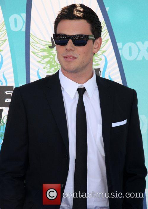 Cory Monteith and Teen Choice Awards 2