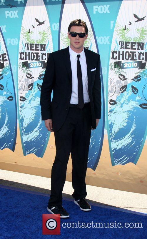 Cory Monteith and Teen Choice Awards 1