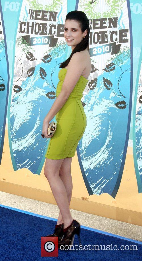 Emma Roberts and Teen Choice Awards 1