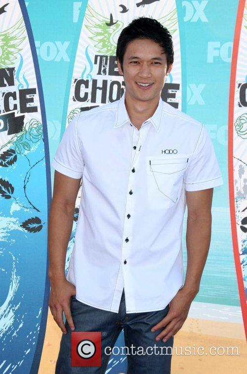 Harry Shum Jr. and Teen Choice Awards