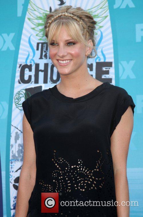 Heather Morris The 12th Annual Teen Choice Awards...