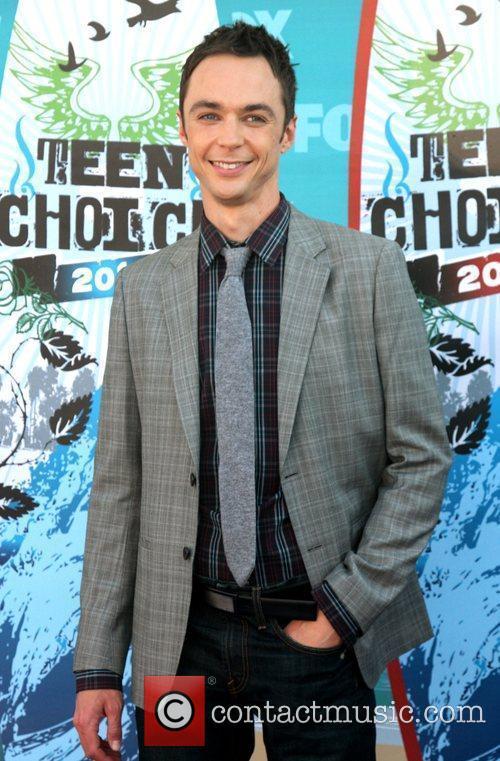 Jim Parsons The 12th Annual Teen Choice Awards...