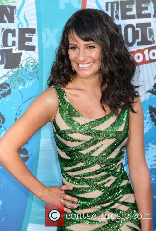 Lea Michele and Teen Choice Awards 3