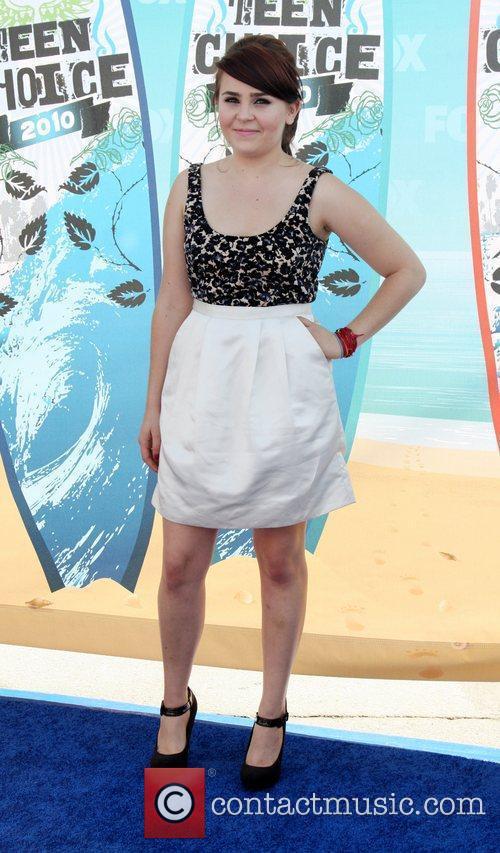 Mae Whitman The 12th Annual Teen Choice Awards...