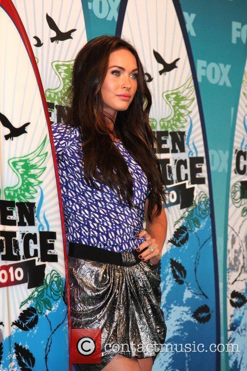 Megan Fox The 12th Annual Teen Choice Awards...