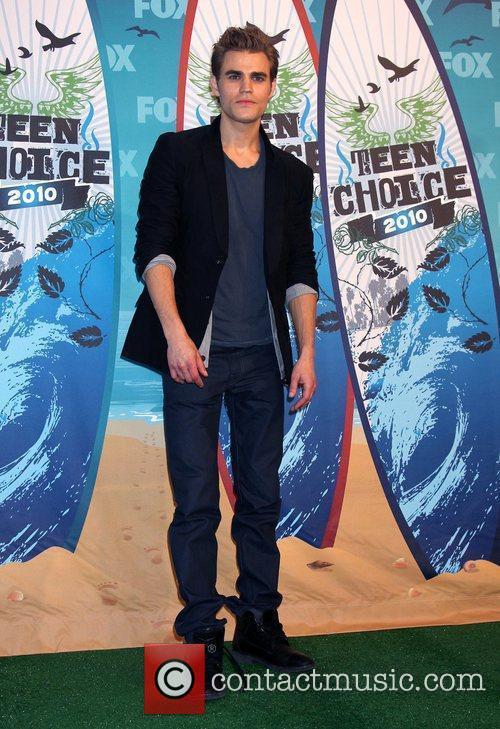 Paul Wesley The 12th Annual Teen Choice Awards...