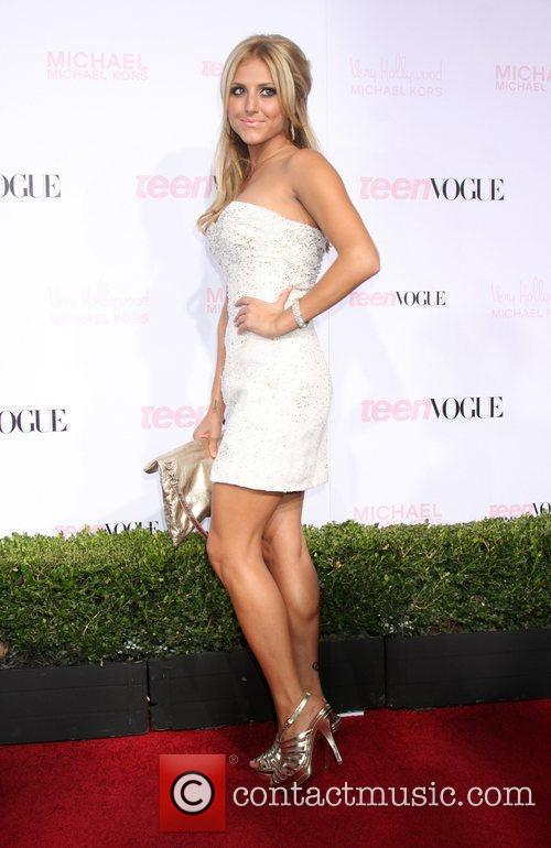 Cassie Scerbo 8th Annual Teen Vogue Young Hollywood...