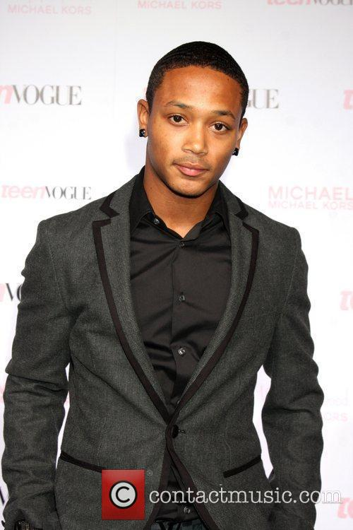 Romeo 8th Annual Teen Vogue Young Hollywood Party...