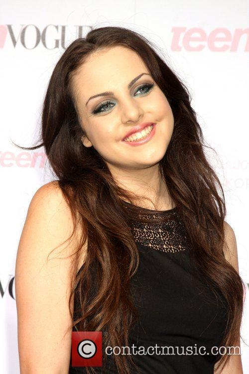 Elizabeth Gillies 8th Annual Teen Vogue Young Hollywood...