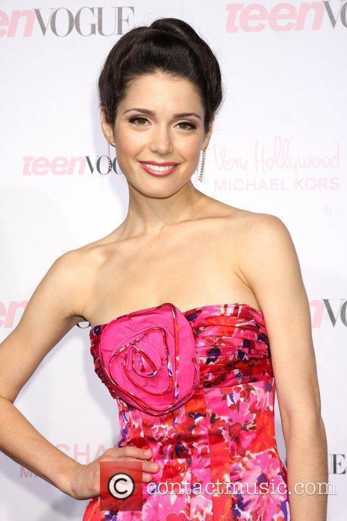 Ali Cobrin 8th Annual Teen Vogue Young Hollywood...