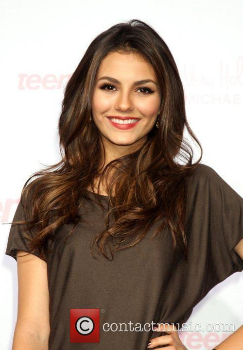 Victoria Justice and Paramount Pictures 2