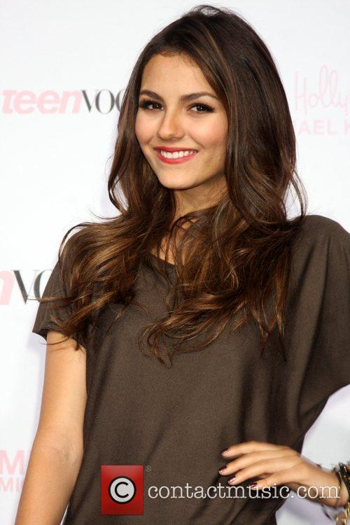 Victoria Justice and Paramount Pictures 1