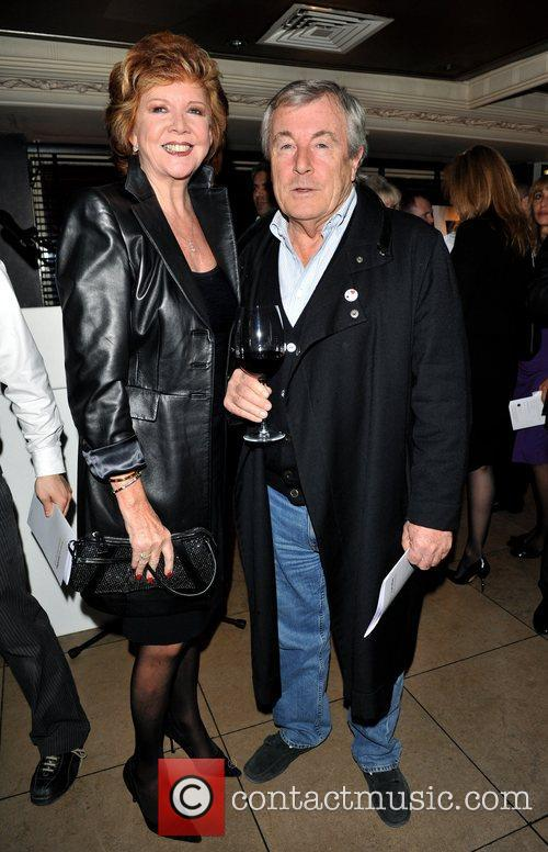 Cilla Black and Terry O'Neill 'Teens Unite' charity...