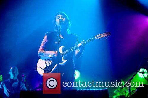 Tegan Quin Tegan and Sara perform live at...