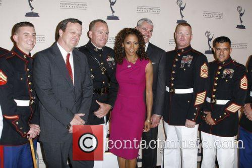 Holly Robinson Peete and the Marines The Academy...