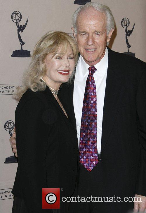 Loretta Swit and Mike Farrell The Academy of...