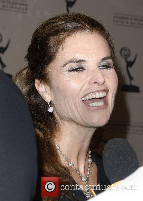 Maria Shriver  The Academy of Television Arts...