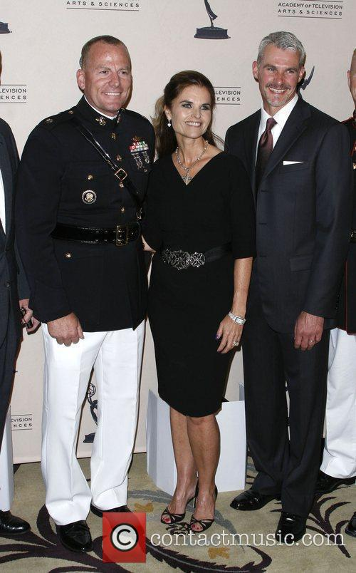 Maria Shriver and the Marines The Academy of...