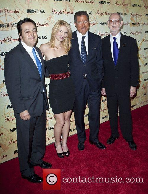 Claire Danes, Mick Jackson and Guests HBO Films...