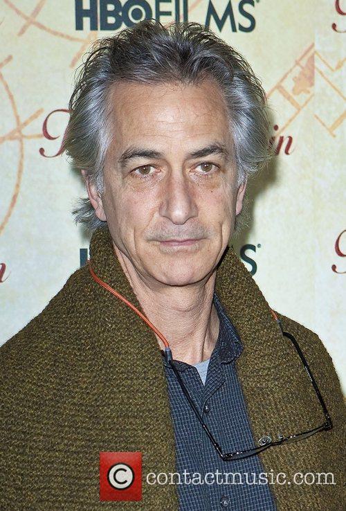 David Strathairn HBO Films 'Temple Grandin' Screening held...