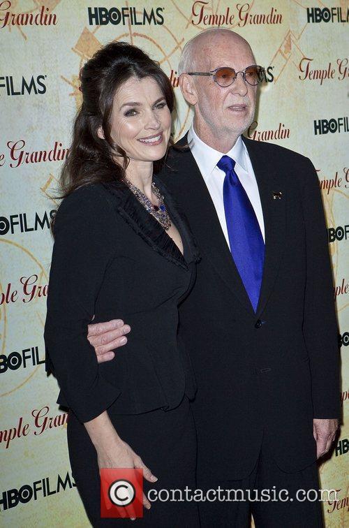 Julia Ormond and Mick Jackson