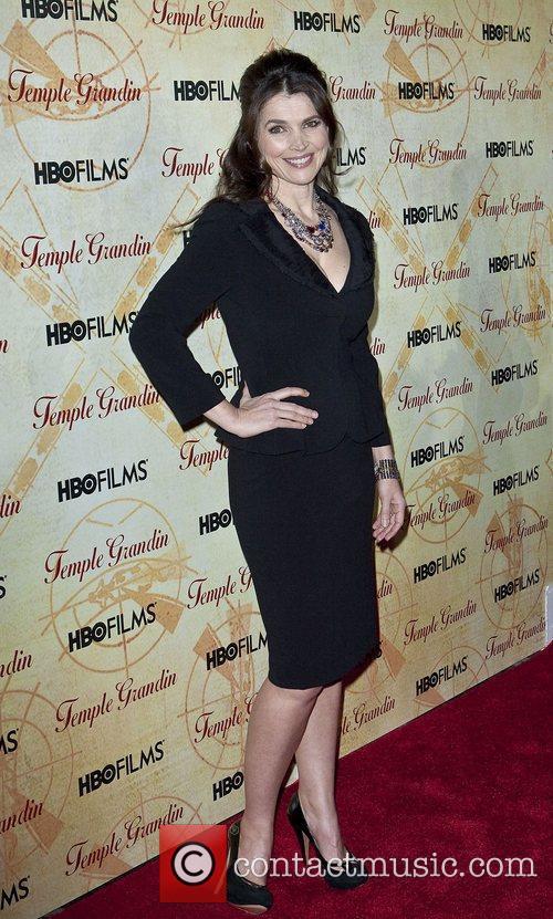 HBO Films 'Temple Grandin' Screening held at Time...