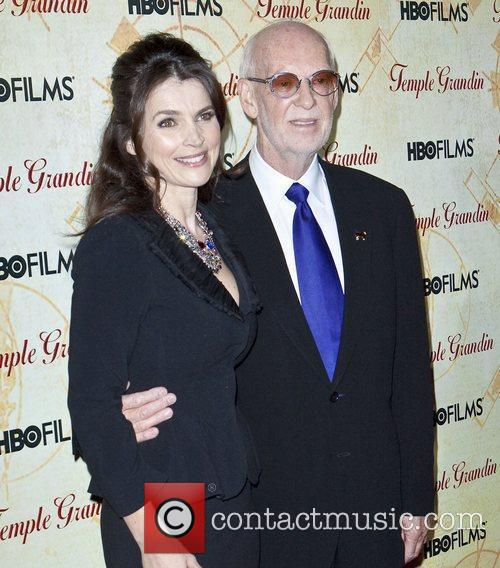 Julia Ormond and Mick Jackson HBO Films 'Temple...