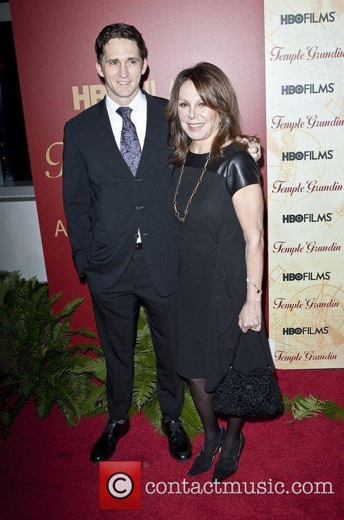 Marlo Thomas and Guest HBO Films 'Temple Grandin'...