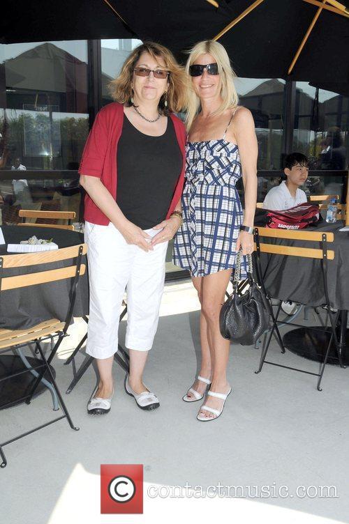 Elizabeth Lizzie Grubman attends Tennis Family Day to...