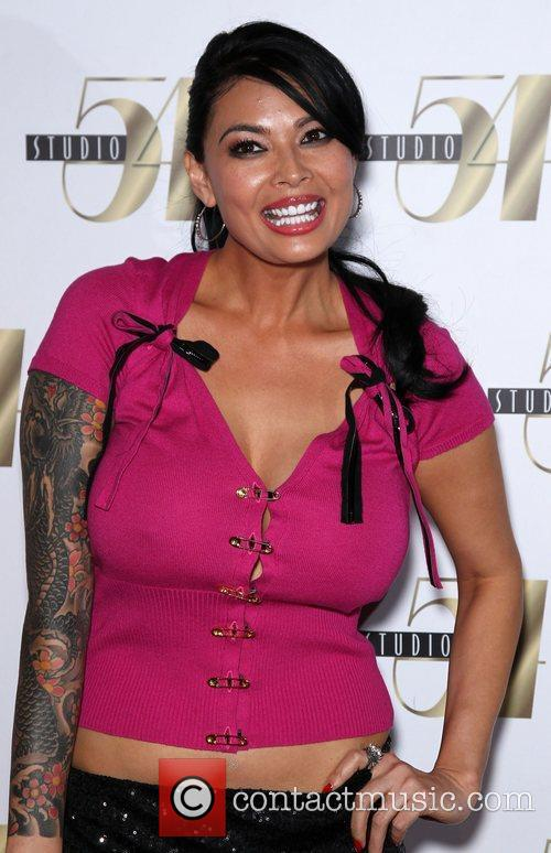 Adult Video Star Tera Patrick hosts Vegas' Sexiest...