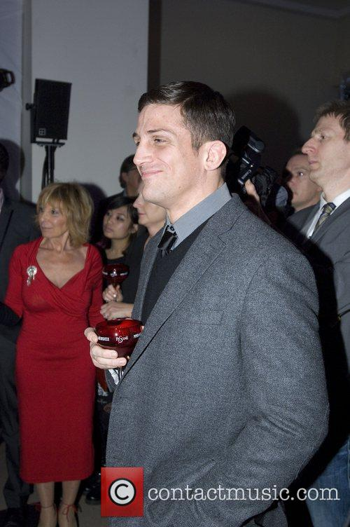 Alex Reid,  at the Terence Trout 2010...
