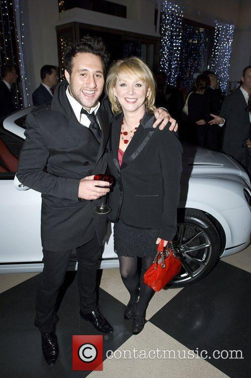 Antony Costa and Cheryl Baker 1