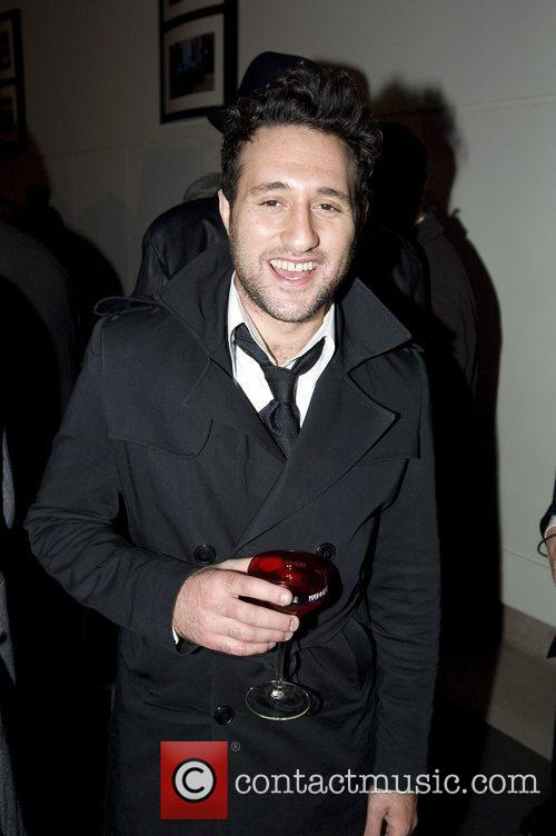 Antony Costa,  at the Terence Trout 2010...