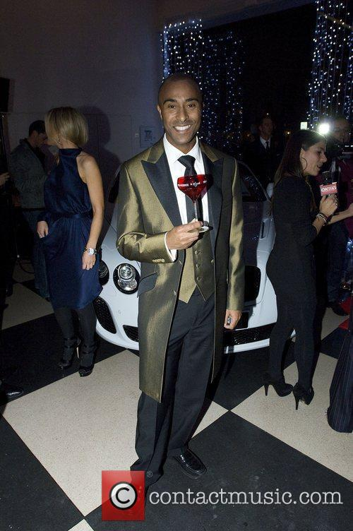 Colin Jackson,  at the Terence Trout 2010...