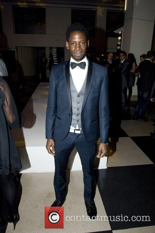 John Adeleye,  at the Terence Trout 2010...