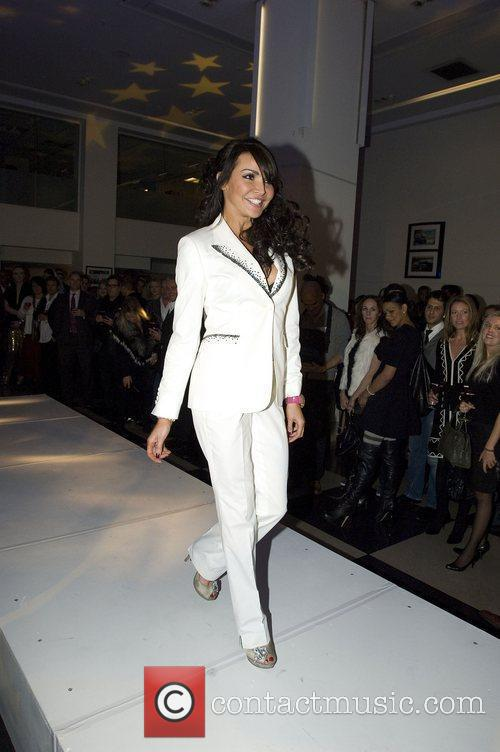 Lizzie Cundy,  at the Terence Trout 2010...