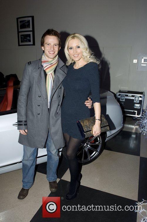 Conrad Baker and Emma Noble,  at the...