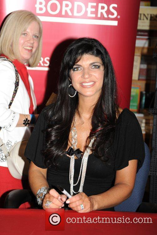 'Real Housewives of New Jersey' star Teresa Guidice...